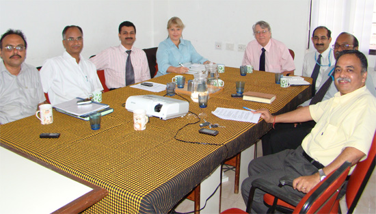 First Board Meeting of Jeev Diagnostics